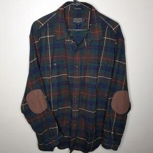 """PENDLETON """"Fraser Hunting Tartan"""" flannel"""